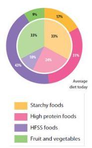 Diet wheel